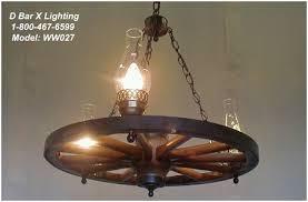Wagon Wheel Lighting Fixtures Ww027 Wagon Wheel Chandeliers With Hurricane Uplights