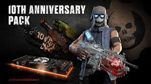 celebrating 10 years of gears of war community gears of war