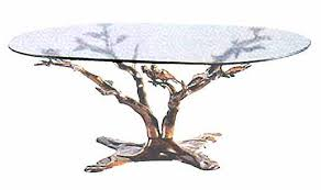 tree branch coffee table bronze tree branch 2 birds coffee table