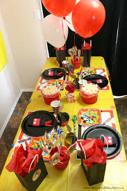 mickey mouse kids table mickey mouse party ideas for kids moms munchkins