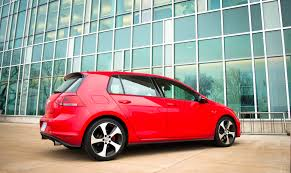 red volkswagen golf capsule review 2015 volkswagen golf gti the truth about cars