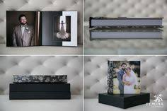 wedding albums nyc 10x10 distressed brown album with 4x4 cameo silver inscription