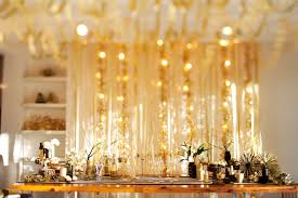New Years Table Decorations Ideas by A New Year U0027s Eve Gold Rush Party The Sweetest Occasion