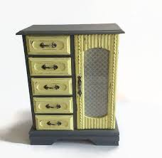 Shabby Chic Jewelry Armoire by 25 Best Small Cabinet Jewelry Boxes Match Boxes Images On