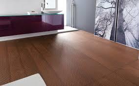 this handsome bathroom floor is vulcano fresco beech an engineered