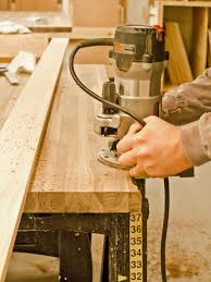 How To Cut A Sink Hole In Laminate Countertop Do It Yourself Butcher Block Kitchen Countertop Hgtv