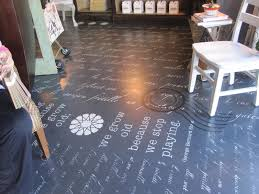Quote For Laminate Flooring Painted Cement Floor What A Concrete Floor Love The Quote Too