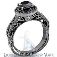 Black Gold Wedding Rings by 280 Best Wedding Engagement Rings Images On Pinterest Rings