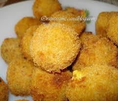 cuisiner le thon en boite croquettes de thon et légumes délicieuse recette paperblog