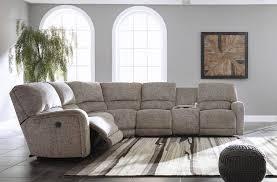 Ashley Raf Sofa Sectional Design Pittsfield Fossil Fabric Raf Sectional Sofa By Ashley
