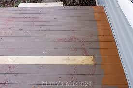 wood deck restoration with behr deckover