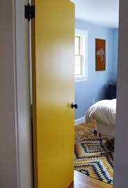 how to clean yellowed white doors our door upgrade or let your stuff set you free