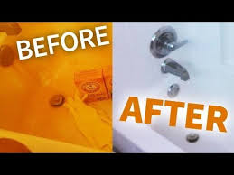 How To Remove Rust Stains From Bathroom Tiles How To Remove Rust From Your Bathroom Easy Way Youtube