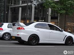 Mitsubishi Lancer Evolution X Gsr Fq 300 19 August 2013 Autogespot