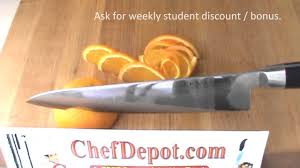 Hattori Kitchen Knives Best Japanese Chef Knife Brand Youtube