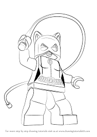 coloring pages how to draw cat woman maxresdefault coloring