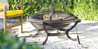 How To Make A Propane Fire Pit by 15 Best Outdoor Fire Pits For 2017 Wood Burning And Propane Fire