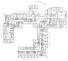 small hospital floor plan design