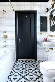 tiles white tile bathroom floor retro black white bathroom floor