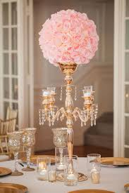 gold centerpieces 20 pink white and gold centerpieces for your best wedding