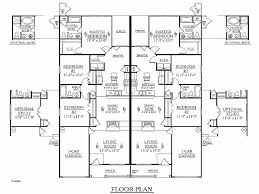 duplex floor plans for narrow lots house plan new 5 bedroom house plans narrow lot 5 bedroom house