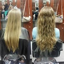 perms for fine hair before and after the 25 best beach wave perm ideas on pinterest loose curl perm