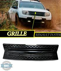 duster renault 2014 aliexpress com buy radiator grille for dacia renault duster 2010