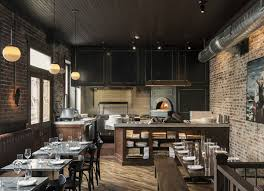 Restaurant Open Kitchen Design by History And Modernity Meet In This Industrial Hotel And Restaurant