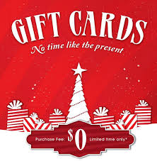 no fee gift cards banner bank no fee visa gift cards for your ten for