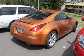 Nissan 350z Coupe - file 2003 nissan 350z z33 track coupe 23032527736 jpg