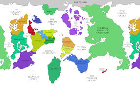 Political Us Map Fantasy World Political Map By Sheep Militia On Deviantart