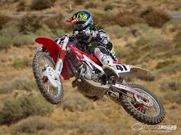 motocross bikes images trey canard honda crf450r factory motocross bike test photos