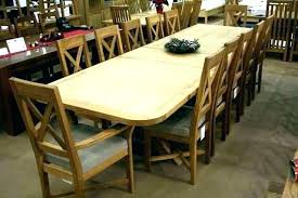 dining room table seats 12 dining table that seats 12 photo extending dining table images
