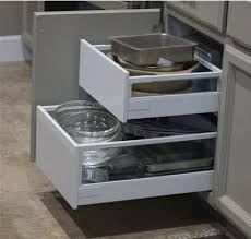 Howto Install Drawer Pullouts In Kitchen Cabinets IKEA Hackers - Kitchen cabinets drawer