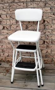 Furniture Endearing Mid Century Vintage Cosco Hamilton Folding by 100 Cosco Retro Chair With Step Stool Kitchen Step Stool