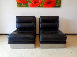 canapé sentou occasion jacques charpentier canapé 2 fauteuils en cuir et table basse