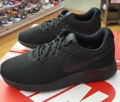 Nike Tanjun Black nike tanjun 812654 001 black black us sz 9 5 ebay