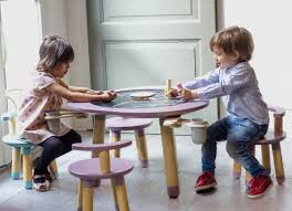 Set The Table by This Innovative U0026 Space Saving Table Offers 8 Ways To Play