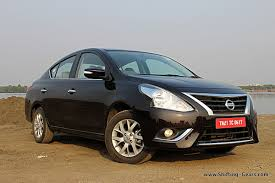 nissan sunny 2014 silver nissan sunny facelift reviewed shifting gears