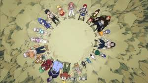fairy tail how many fairy tail members went missing from the guild during the