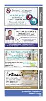 Plan 888 15 by 2017 Business Card Directory Paulding County Progress