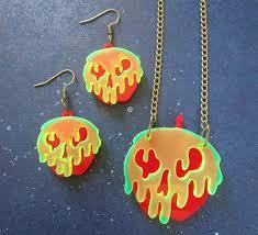 halloween earrings halloween u2013 foxyfunk designs