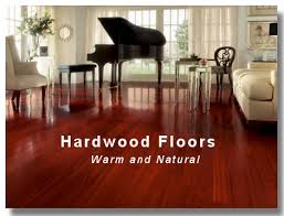 cherry hardwood flooring modern house