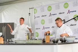 were you seen at the 2016 greenwich wine food festival living