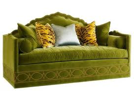 camel back sofa in green chenille furniture ideas deltaangelgroup