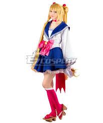 Sailor Moon Halloween Costume Sailor Moon Tsukino Usagi Princess Serenity Jk Uniforms
