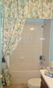 Vintage Bathroom Accessories by Vintage Bathroom With Custom Length Shower Curtains Robin Flies