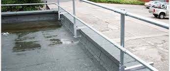 Temporary Handrail Systems Evo Guardrail Guard Rail Roof Safety