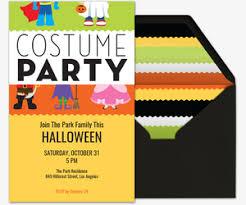 online halloween invitations for kids evite com