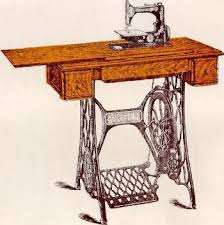 Singer Sewing Machine Cabinets by Singer Sewing Machine Cabinet Tables No 10 11